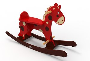 toy horse model