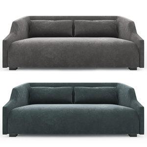 gallotti radice sofa 3D