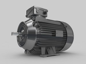 electric motor 3D