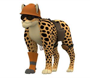 engineer serval model