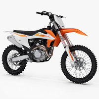 KTM 450 SX-F 2020 Motocross Bike