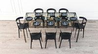 Tableware  Table+Chair