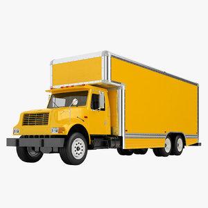 3D international 4700 mover model