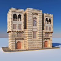 Old Arabic House