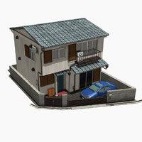 Japanese Style House 0004