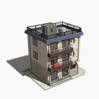 Japanese Apartment 0005