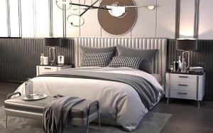 bedroomset 3D model
