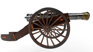 3D cannon french