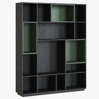 Manaos Bookcase