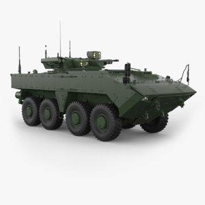 max bumerang k-17 vehicle ifv
