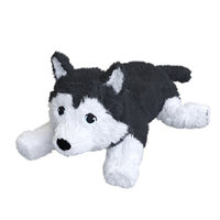 LIVLIG Soft toy dog siberian husky