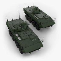 K-16 APC and K-17 IFV
