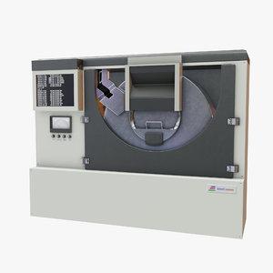 3D retro computer 05
