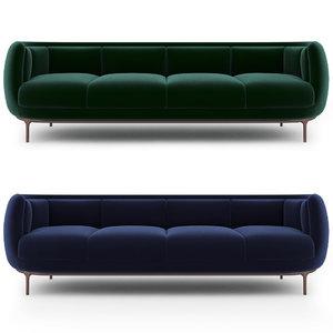 3D wittmann vuelta sofa