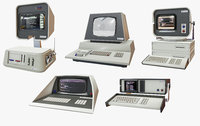 Retro Computers Pack 02