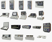 Retro Computers Pack 05