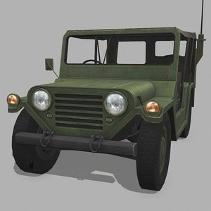 army vehicle model