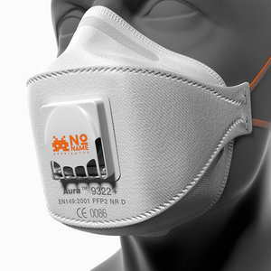 3D respirator