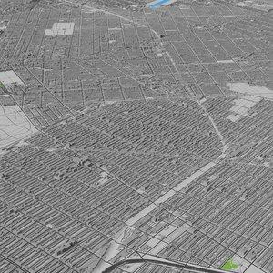 brooklyn new york 3D model