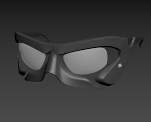 3D s sunglasses death stranding