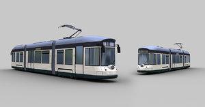 austria tram linz model