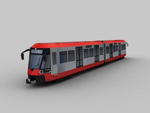 3D flexity trams