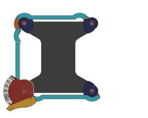 printers build plate adjust 3D