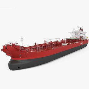 shuttle tanker ingrid 3D model
