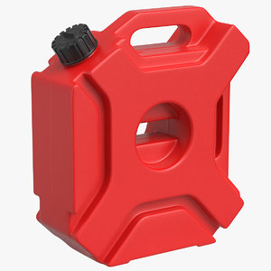 container canister 3D model