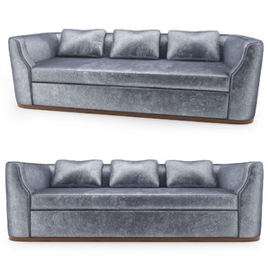 laurent sofa chai ming 3D model