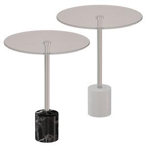 table blythe end 3D model