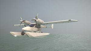 accord-201 floatsplane livery airplane model