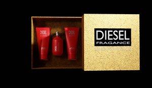 3D model diesel perfum
