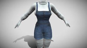 female clothes v4 model
