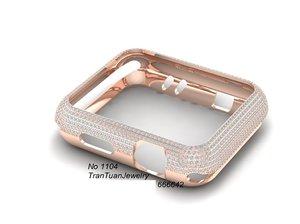 3D diamond case model
