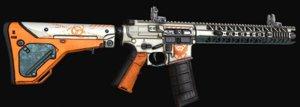 rifle asr-division 3D