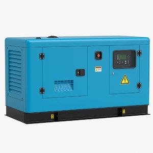 generator power 3D