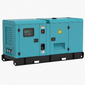 generator power model