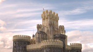 butron castle 3d 3ds