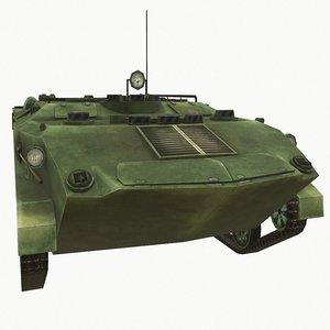 soviet transporter model