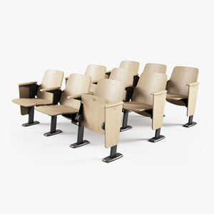 hussey seating auditorium chair model