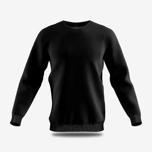 3D sweatshirt male