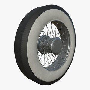 3D classic tire games 4k