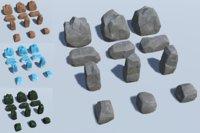 Stones Game ready