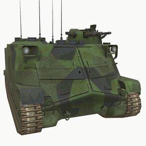 pansarbandvagn carrier 3D model