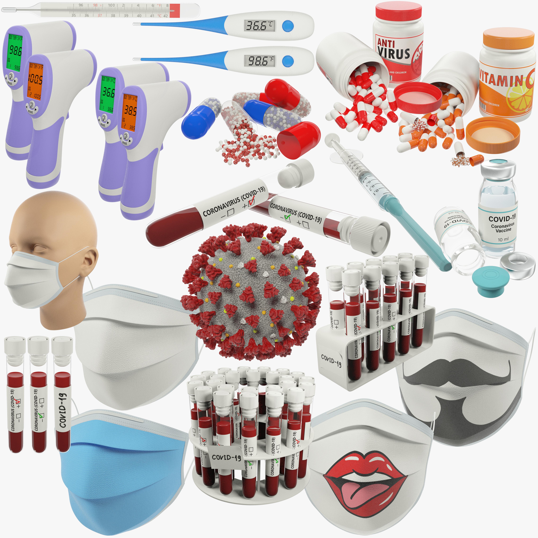 medical v1 3D model