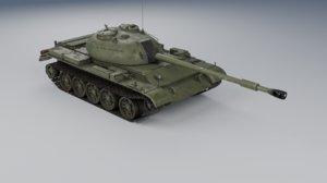 t-54 3D model