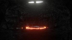 cavern cave 3D
