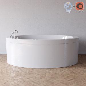 3D eos 190 bath gruppo