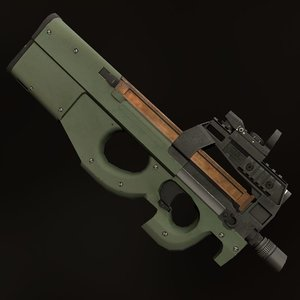 3D pbr model